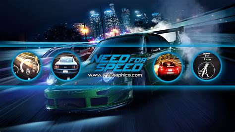 speed youtube channel art banners