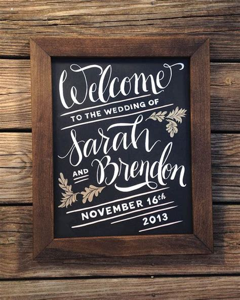 painting chalkboard signs 25 best ideas about chalkboard welcome signs on
