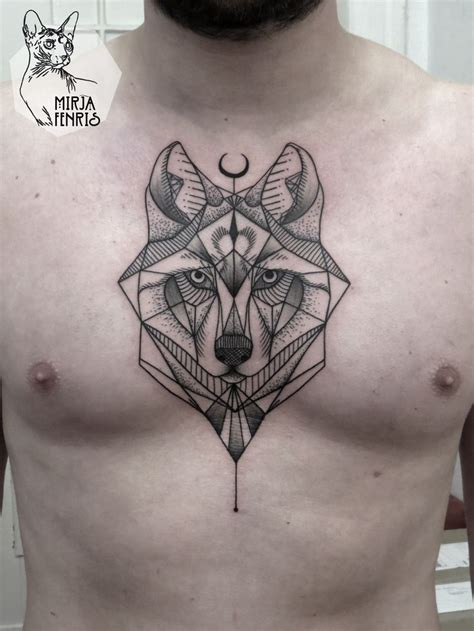 geometric tattoos animals 1000 ideas about geometric animal on