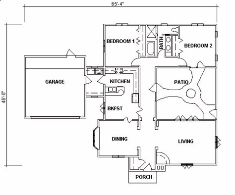 floor plan in spanish spanish houses floor plans house plans