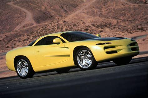 dodge concept vehicles 1994 dodge venom concept the official of dodge
