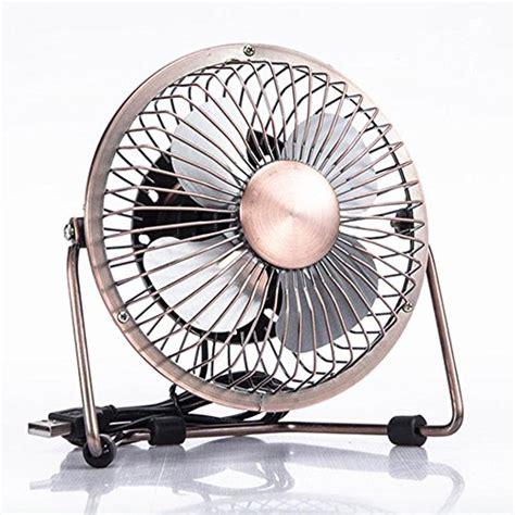 6 inch table fan 6 inch desk table fan vintage bronze 11street