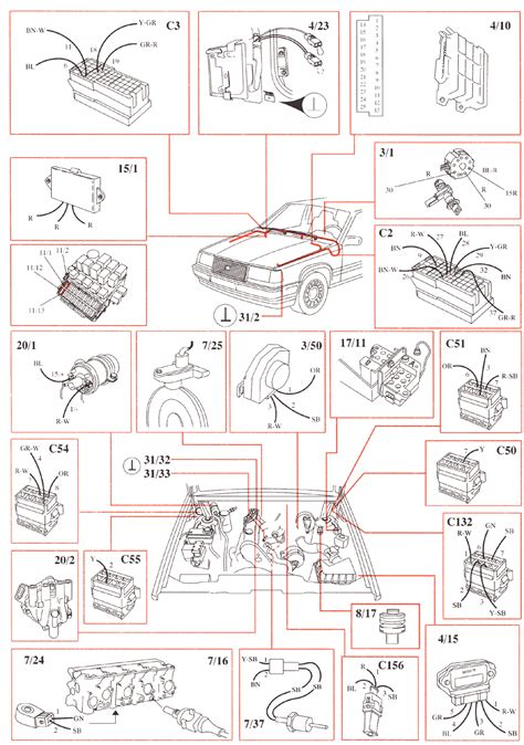 93 volvo bosch ignition wiring diagrams get free image