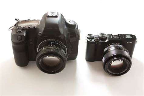 Which Canon Dslr Has Frame Sensor - are mirrorless cameras actually that small 183 david