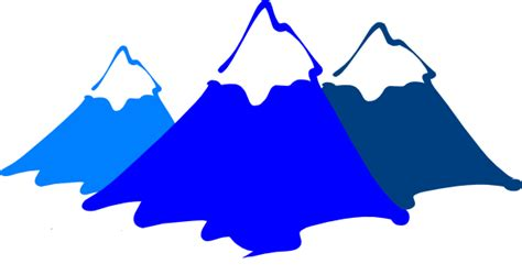 mountain clipart new high def mountain clip at clker vector clip