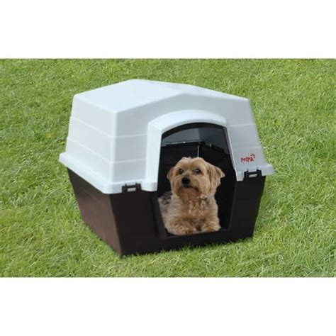 small plastic dog houses petpal plastic dog house kennel for small dogs buy
