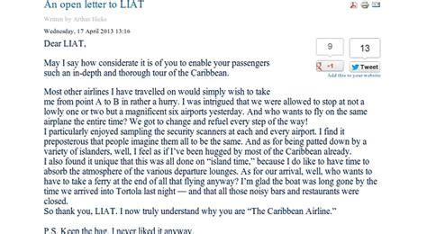 Complaint Letter To Continental Airlines Airline Complaint Letter Picked Up By Ceo Richard Branson Goes Viral Softpedia