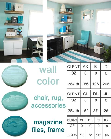 paint colors not just a