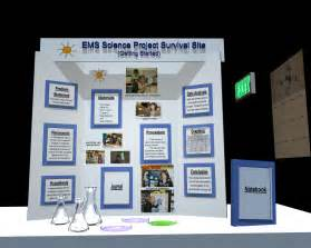 science project home