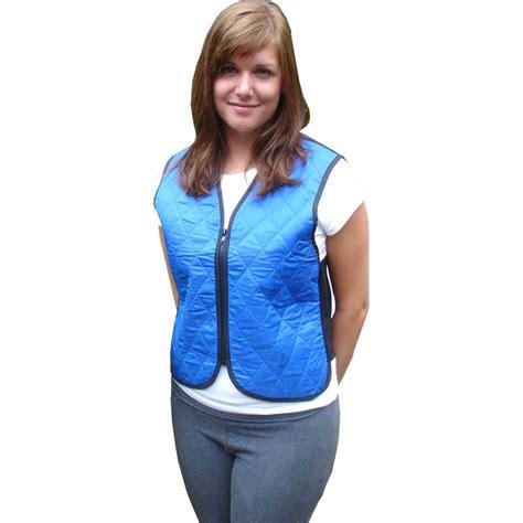 cooling vest polar evaporative cooling vest cool packs and wraps