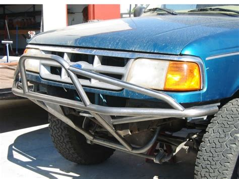 Ford Ranger Front Bumper by Ford Ranger Custom Front Bumper Plans