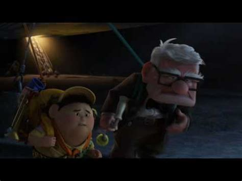 up film clip pixar up movie clip the pursuit scene youtube