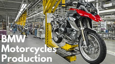 m and r motors bmw motorcycles production