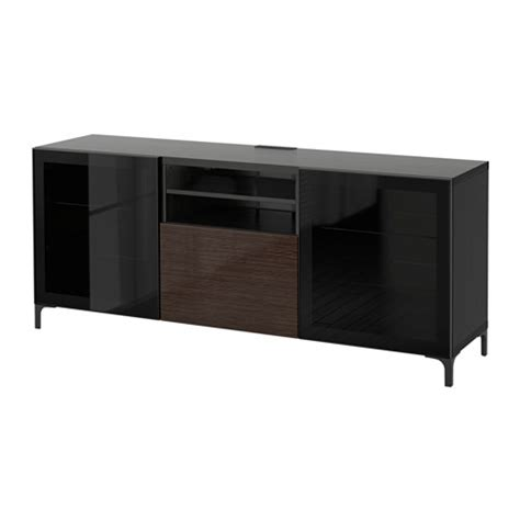 besta drawers best 197 tv unit with drawers 70 7 8x15 3 4x29 1 8 quot black