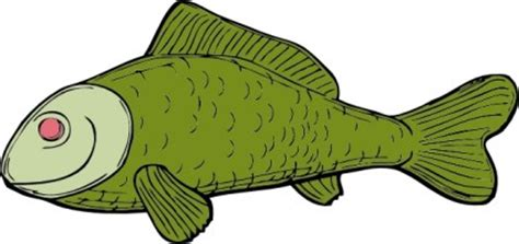 Exceptional Realistic Christmas Tree #2: Fish-clipart-green_fish_clip_art_6288.jpg