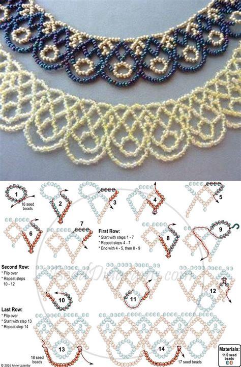 seed bead netting patterns best 25 seed bead tutorials ideas on seed