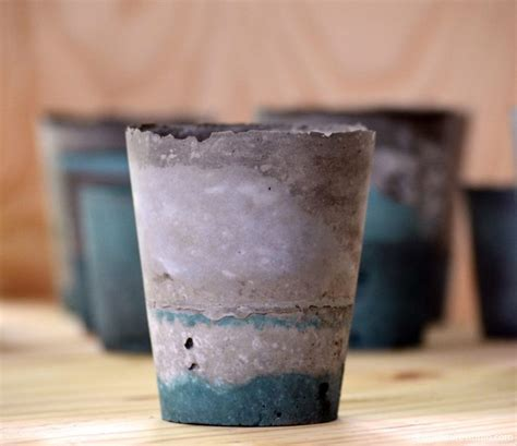 how to make cement planters 25 best ideas about cement planters on diy