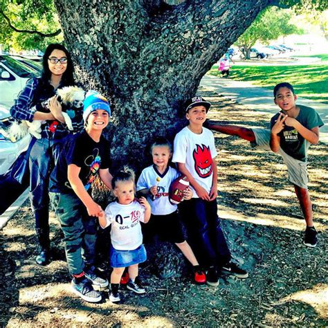 Kevin Spends B Day With Sons Shar Jackson by See Kevin Federline S Six Pose For A Sweet Family