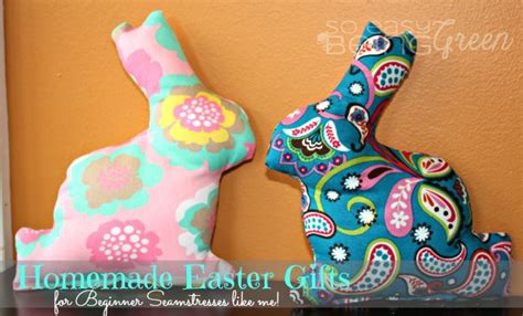 Handmade Easter - easter gifts so easy being green
