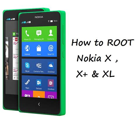 tutorial root nokia xl how to root nokia x x and xl
