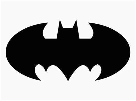 symbol template batman symbol template clipart best
