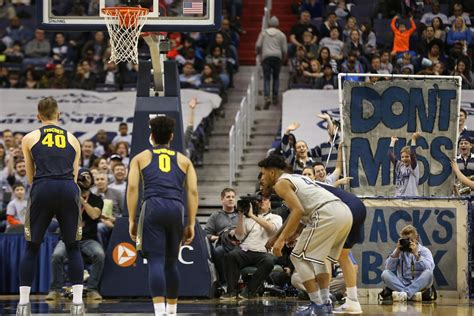usa today sports section view from the student section crushing marquette casual