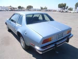 1980 Pontiac Sunbird For Sale 2e27va7596506 Bidding Ended On 1980 Blue Pontiac Sunbird