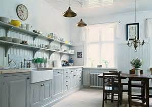 Open Cabinet Kitchen Ideas Open Kitchen Shelves Are