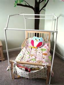 Pvc Pipe Canopy Frame by Pvc Bed Canopy Frame Kiddos Pinterest