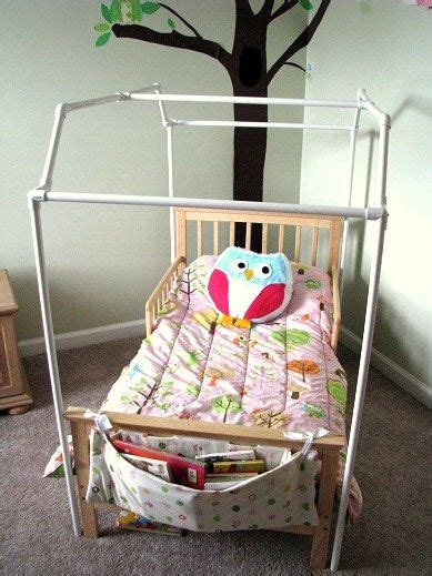 Diy Canopy Bed Frame Canopies Canopy Beds And Pvc Pipes On Pinterest