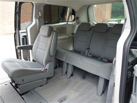 stow and go seating vehicles purchase used dodge grand caravan se stow n go seats cold