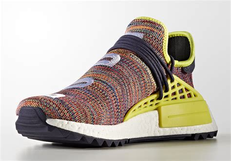Nmd Human Race Pw Race Trail Multicolor adidas nmd hu trail archives sneakerdaily 穿搭街拍潮流资讯