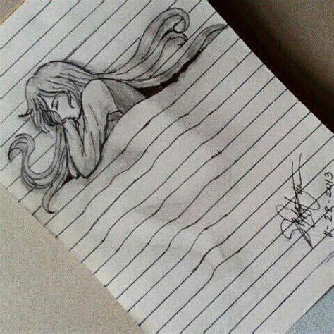 Bett Zeichnen by Die Besten 25 Ideen Zu Frau Zeichnen Auf