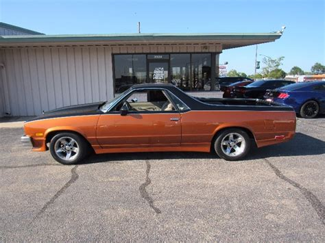Orange Chevrolet El Camino For Sale Used Cars On Buysellsearch