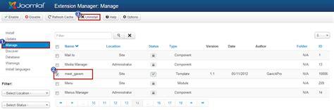 Joomla Template Uninstall | joomla users greek community aπεγκατάσταση joomla 3 x