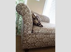 HOME DZINE Home DIY | Upholster a chaise lounge Garden And Gun Cover