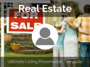 Real Estate Listing Presentation Template Real Estate Listing Presentation Template By Reusable