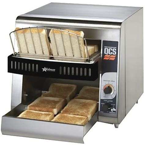 Commercial Toaster Holman Qcs1 350 Commercial Conveyor Toasters