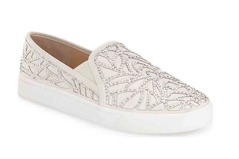 wedding slippers for reception 7 stylish sneakers for brides to wear at the reception