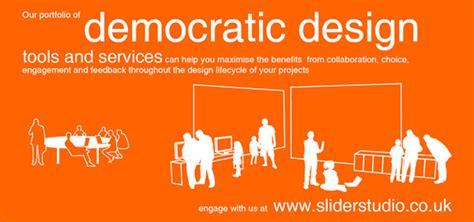 democratic design designshift org democratic design or design democracy