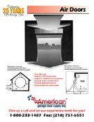 American Door Supply by Garage Door Supplies Catalog American Door Supply