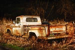 Rusted Chevrolet Truck 8x12 Print By Maleahtorney On Etsy