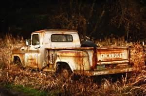 Old Rusty Truck 8x12 Fine Art Print Rusty