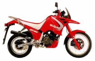 Suzuki Dr 750 Suzuki Dr750s Dr800s Big