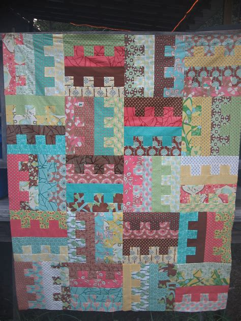 Key Quilt Pattern key to quilt top