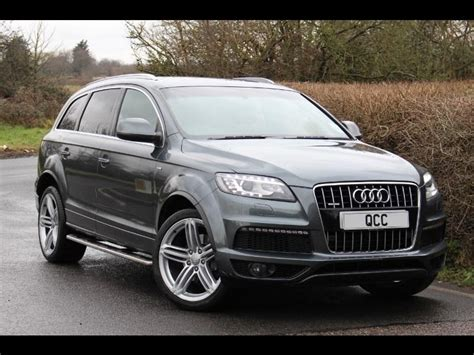 Audi Q7 2012 by Preloved 2012 Audi Q7 For Sale In Wickford Essex