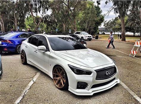 infiniti q50 2017 white infiniti 2017 infiniti q50 rims gold white cars24