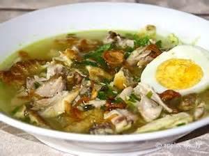 resep membuat soto ayam lamongan kuliner nusantara