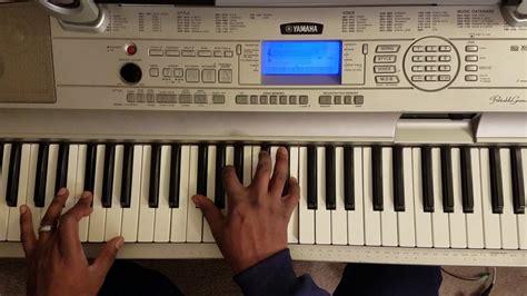 tutorial piano alicia keys alicia keys quot unthinkable quot piano tutorial youtube