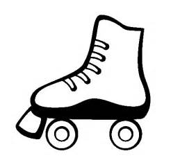 roller skate coloring page free coloring pages of roller